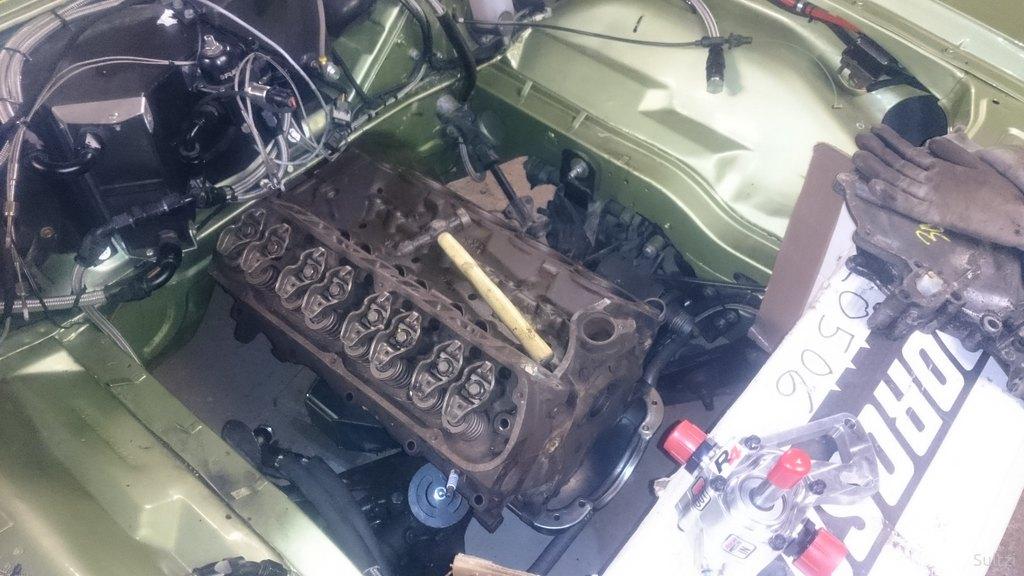 Sultzi: Ford -67, -68 sekä -71 harrasteet / DailyDriver E55 AMG - Sivu 4 _medium