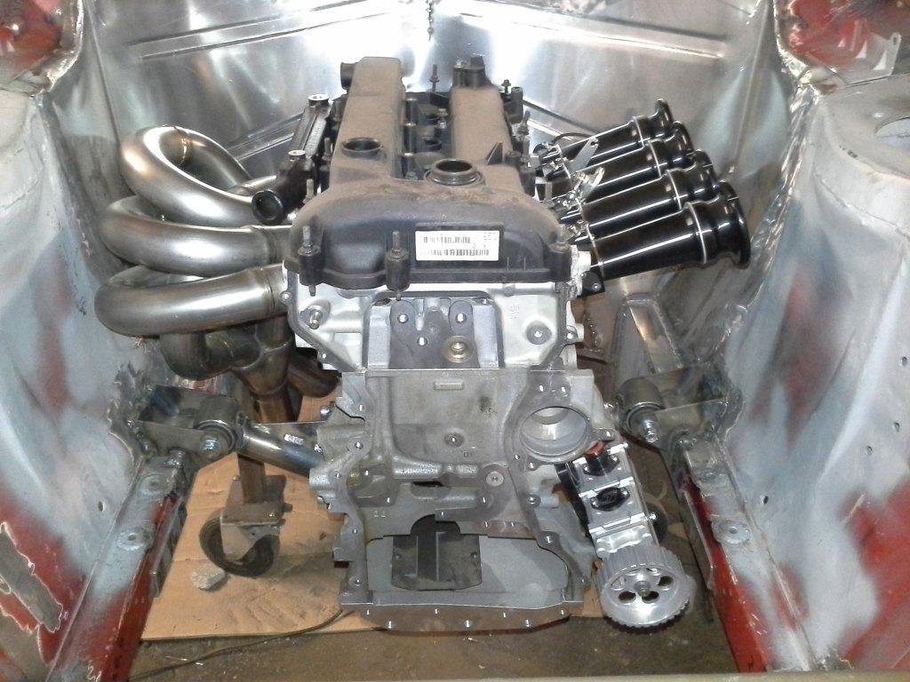 Sultzi: Ford -67, -68 sekä -71 harrasteet / DailyDriver E55 AMG _medium